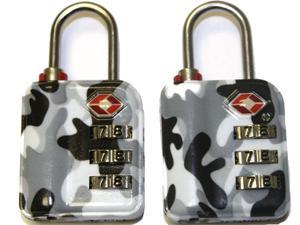 American Tourister 3 Dial Combo TSA Lock - set of 2