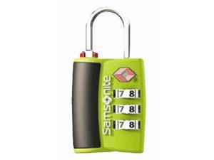 Samsonite 3 Dial Travel Sentry Combo Lock