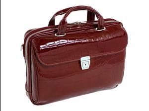 Siamod Ignoto Leather Large Ladies Laptop Brief