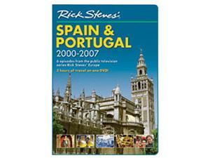 Rick Steves Spain & Portugal 2000-2007 DVD