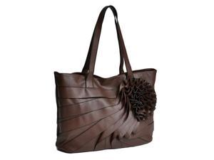 Parinda January Faux Leather Large Handbag
