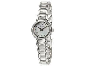 Caravelle Crystal Women's Quartz Watch 43L119
