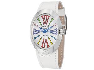 Locman Glamour Donna Women's Quartz Watch 410WHMUL