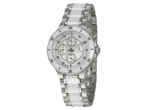 Bulova Diamonds Women's Quartz Watch 98P125