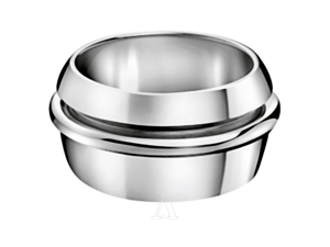 Calvin Klein Jewelry Twice Women's  Ring KJ29BR010106