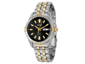 Seiko SNE176 Solar Men's Quartz Watch