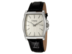 Caravelle Strap Men's Quartz Watch 43A102