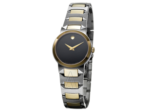 Movado Temo Women's Quartz Watch 0606065