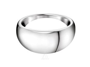 Calvin Klein Jeans Jewelry Thin Women's  Ring KJ48AR010105