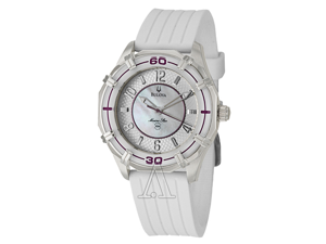 Bulova Solano Women's Quartz Watch 96L144