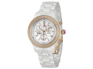 Michele Jetway Women's Quartz Watch MWW17B000008