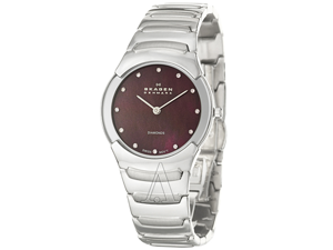 Skagen 582SSXDD Swiss Women's Quartz Watch