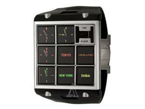 Hamilton American Classic Shaped Timeplayer Men's Quartz Watch H51511331