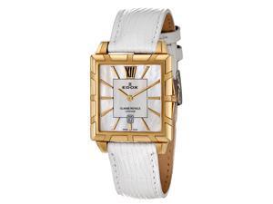 Edox Classe Royale Ultra Slim Women's Quartz Watch 26022-37R-NAIR