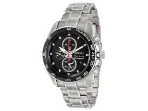 Seiko Sportura Black Dial Men's Watch #SNAE69