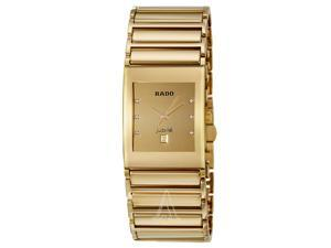 Rado Integral Gold-Tone   Mens Watch R20790732