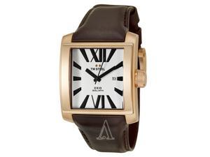 TW Steel CEO Goliath Rose-  Gold 42MM Mens Watch CE3008