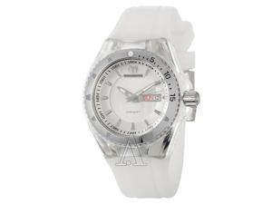 Technomarine Cruise White Dial Original Unisex Watch 110045