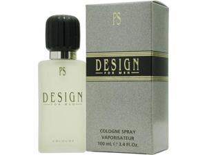 DESIGN by Paul Sebastian COLOGNE SPRAY 3.4 OZ for MEN
