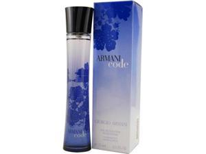 ARMANI CODE by Giorgio Armani EDT SPRAY 2.5 OZ for WOMEN