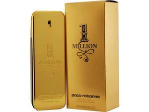 PACO RABANNE 1 MILLION by Paco Rabanne EDT SPRAY 3.4 OZ for MEN