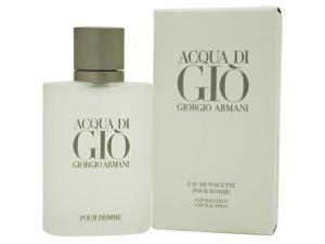 ACQUA DI GIO by Giorgio Armani EDT SPRAY 3.4 OZ for MEN