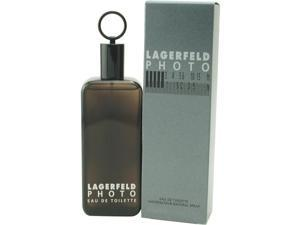 PHOTO by Karl Lagerfeld EDT SPRAY 4.2 OZ for MEN