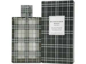 BURBERRY BRIT by Burberry EDT SPRAY 3.4 OZ for MEN
