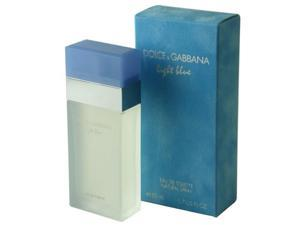 D & G LIGHT BLUE by Dolce & Gabbana EDT SPRAY 1.7 OZ for WOMEN