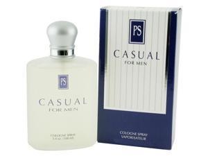 CASUAL by Paul Sebastian COLOGNE SPRAY 3.4 OZ for MEN