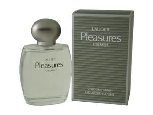 PLEASURES by Estee Lauder COLOGNE SPRAY 3.4 OZ for MEN