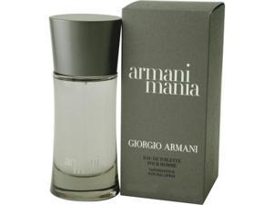 MANIA by Giorgio Armani EDT SPRAY 1.7 OZ for MEN