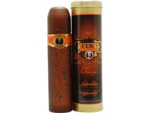 CUBA ORANGE by Cuba EDT SPRAY 3.4 OZ for MEN