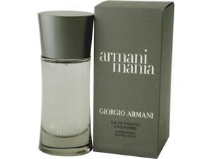 MANIA by Giorgio Armani EDT SPRAY 3.4 OZ for MEN