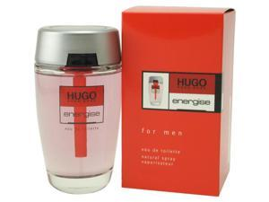 HUGO ENERGISE by Hugo Boss EDT SPRAY 4.2 OZ for MEN