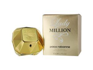 PACO RABANNE LADY MILLION by Paco Rabanne EAU DE PARFUM SPRAY 2.7 OZ for WOMEN