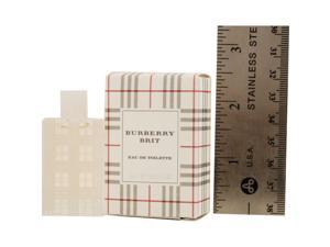 BURBERRY BRIT by Burberry EDT .17 OZ MINI for WOMEN