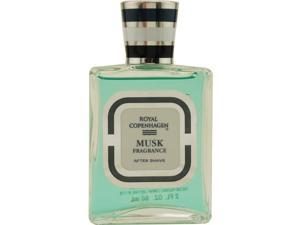ROYAL COPENHAGEN MUSK by Royal Copenhagen AFTERSHAVE LOTION 2 OZ for MEN