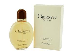 OBSESSION by Calvin Klein EDT SPRAY 2.5 OZ for MEN