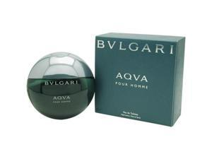 BVLGARI AQUA by Bvlgari EDT SPRAY 3.4 OZ for MEN