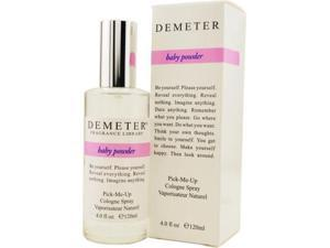 DEMETER by Demeter BABY POWDER COLOGNE SPRAY 4 OZ for UNISEX