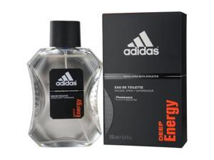 Adidas Deep Energy by Adidas EDT Spray 3.4 Oz (Developed With Athletes) for Men