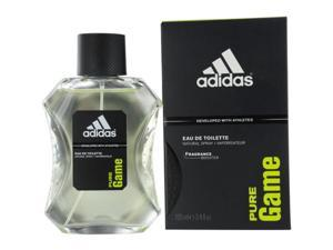 Adidas Pure Game by Adidas EDT Spray 3.4 Oz (Developed With Athletes) for Men