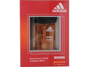 Adidas Moves Pulse by Adidas EDT Spray 1 Oz for Men