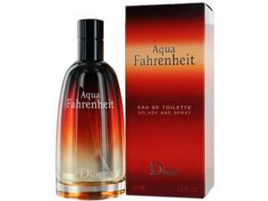 Aqua Fahrenheit by Christian Dior 4.2 oz EDT Spray