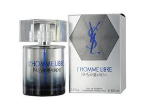 L'Homme Libre By Yves Saint Laurent Edt Spray 3.3 Oz