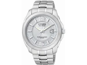 Citizen Eco-Drive Perpetual Calendar Mens Watch BL1220-56A