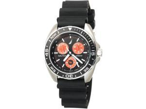 Nautica Mens Sport Ring Resin Watch N07577G