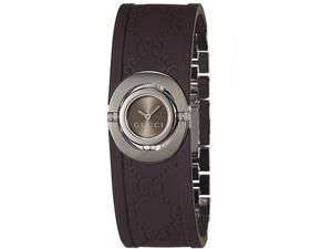 Gucci 112 Twirl Ladies Watch YA112519