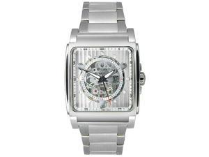 Bulova Mens Automatic Stainless Steel